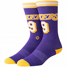 Носки STANCE NBA ARENA LAKERS 94 HWC FW19 от Stance в интернет магазине www.b-shop.ru
