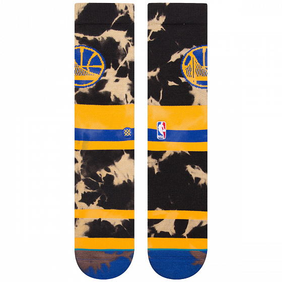Носки STANCE NBA ARENA WARRIORS ACID WASH FW19 от Stance в интернет магазине www.b-shop.ru - 2 фото