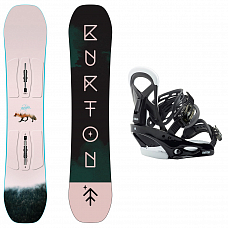 Комплект K ALL-MOUNTAIN HALF PACKAGE 4 FW19 от Burton в интернет магазине www.b-shop.ru