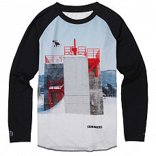 Термо-кофта BURTON YOUTH TECH TEE FW18 от Burton в интернет магазине www.b-shop.ru