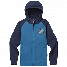 Толстовка BURTON BOYS CROWN BND FZ FW19 от Burton в интернет магазине www.b-shop.ru