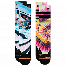 Термо-носки STANCE WOMENS MOUNTAIN 2 PACK FW20 от Stance в интернет магазине www.b-shop.ru