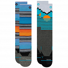 Термоноски STANCE MENS MOUNTAIN 2 PACK FW20 от Stance в интернет магазине www.b-shop.ru