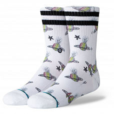Носки STANCE PINEAPPLE PLANET KIDS FW20 от Stance в интернет магазине www.b-shop.ru